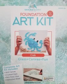 Shardworx Foundation Art Kit  Crab
