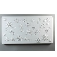 Snowflake Textured Mold