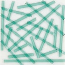 Oceanside Sea Green Transparent Noodles 96 COE
