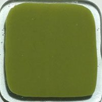 Youghiogheny Olive Green Opal Fusible Glass 96 COE