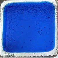 Youghiogheny Cobalt Blue Cathedral Fusible Glass 96 COE