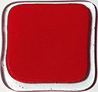 Youghiogheny Light Red Opal Fusible Glass 96 COE