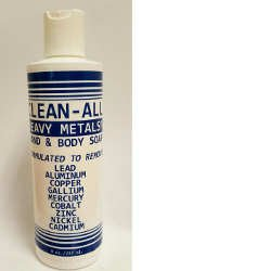 Clean All Heavy Metals Hand and Body Soap