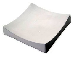 Square Curved Plate Mold 3.5 inch