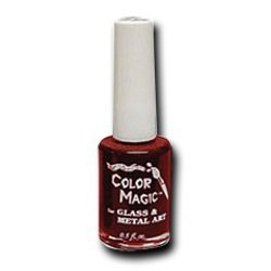 Color Magic Paint  Ruby Red