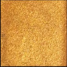 Colors For Earth Gold Sparkle Enamel Glass Paint