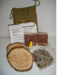 Woodland Mosaic Coaster Kit