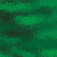 Oceanside Medium Green Rough Rolled Glass