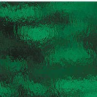 Oceanside Dark Green Rough Rolled Glass