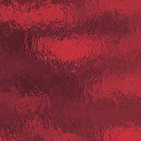 Oceanside Cherry Red Rough Rolled Glass