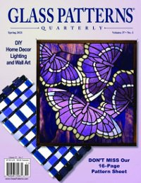 Glass Patterns Quarterly - Spring