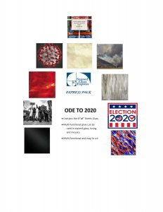 Ode to 2020 Fusible Express Pack