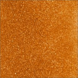 Oceanside Compatible  Dark Amber Transparent Frit Fine 96 COE