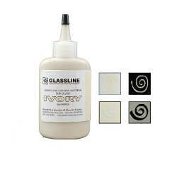 Glassline Fusing Paint Pen Ivory