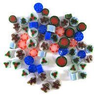 Holiday Assortment Millefiori 96 COE