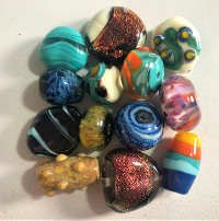 Introduction to Glass Bead Making and Soft Glass