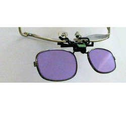 Didymium Clip On Glass Lenses