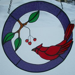 Winter Cardinal Inspiration Kit