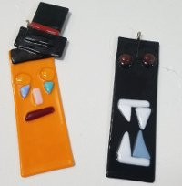 Fused Glass Sillies Kids Class Oct 10, 2020