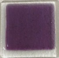 Youghiogheny Electric Purple Cathedral Fusible Glass 96 COE